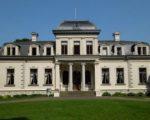 Herzogliches Palais in Rastede am 27.10.19