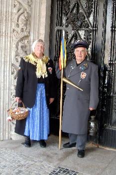 Jan Tut und Mett Sievers (Foto: dwfg)