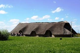 Das Bronzezeithaus (Foto: Ute Nordhausen)