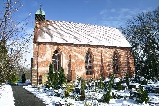 Elisabeth-Kirche in Hude (Foto: Edith Buskohl)