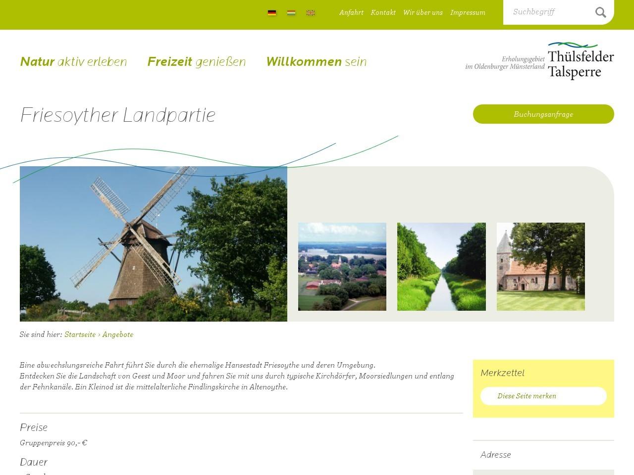 Landpartie cloppenburg 2020